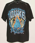 Vintage 90's DUKE BLUE DEVILS T-Shirt Capitol Graphics NWT New Old Stock NOS