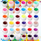 36 Pure Colors UV Gel Builder Acrylic Nail Art Tips Extension Manicure Glue DIY