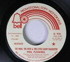 Rock Promo Nm! 45 Phil Flowers - The Man, The Wife & The Little Baby Daughter /
