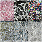 100 SMALL SIZED  BUTTONS  - ASSORTED COLOURS TO CHOOSE FROM