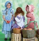 Sew & Make McCall's M4547 SEWING PATTERN - Girls PIONEER PRAIRIE Costumes BONNET