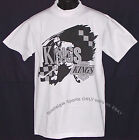 Vintage 90's LA KINGS T-Shirt College Concepts NHL Hockey NWT New Old Stock NOS