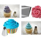Cake Decorating Icing Piping Nozzles Fondant Gumpaste Baking Mold Making Tool WY