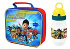 OFFICIAL PAW PATROL INSULATED LUNCH BAG, BOTTLE OR SET SCHOOL KIDS GIFT XMAS