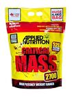 Applied Nutrition Critical Mass 2700 4.4kg/10lb High Potency Weight Gainer
