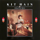 KIT HAIN School For Spies 1983 UK vinyl LP Record Excellent Condition  Marshall