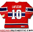 GUY LAFLEUR MONTREAL CANADIENS 1973 JERSEY CCM VINTAGE RED