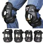 Motorcycle Motocross Racing Knee & Elbow Guards Protective Pads Armor Gear