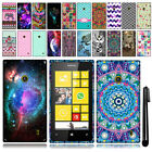 For AT&T Nokia Lumia 520 Cute Design TPU SILICONE Rubber Case Phone Cover + Pen