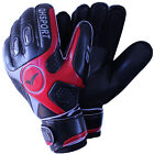 Professional Thick Latex Soccer Goalkeeper Glove Keeper Finger Protection Size 9