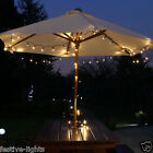 100 LED SOLAR POWERED FAIRY STRING OUTDOOR GARDEN MULTI FUNCTION LIGHTS 10M