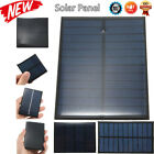 1/3.5/4/5/5.5/6/9/12V Mini Solar Panel Module For Battery Cell Phone Charger DIY