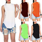 Fashion Women Ladies Sleeveless Summer Loose Casual Shirt Tank Tops Vest Blouse