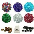 Decorative Glass Pebbles Stones Beads Nuggets Home Wedding Display STONED®