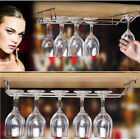 NEW Wine Glass Rack Cabinet Stand Home Dining Bar Tool Shelf Holder Hanger 7469