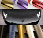 【Chrome Brushed 】Vehicle VINYL WRAP SHEET 【1520MM  X 1.5Meter】   ALL COLOUR