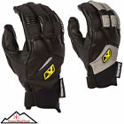 Klim Inversion Pro Glove Padded Leather Windstopper Snowmobile Motorcycle 2016