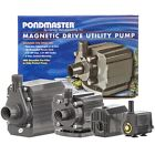 Pondmaster Pond-Mag Magnetic Drive Utility Water Pump 9 sizes available