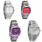 NIXON Women's Designer Wristwatch Small Player Stainless Steel