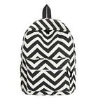 Women Sweet Stripe Canvas Backpack Shoulder Rucksack Satchel Schoolbag рюкзак