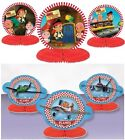 3 MINI CENTREPIECES - Disney Charactrer Birthday Party Table Decoration