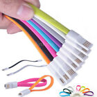 USB/8Pin Magnet Short Sync Micro Data Charger Cable For Android iPhone Samsung
