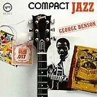 COMPACT JAZZ BY GEORGE BENSON (Guitar) (CD, Verve)