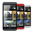 HTC PN07200 One Sprint 32GB Android Black Silver and Red Smartphone