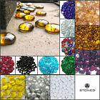 Decorative Glass Pebbles Beads Vase Nuggets Home Wedding Display Craft STONED®