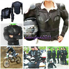 New Racing Motorcycle Body Armor Spine Chest Protective Jacket Gear 6 Sizes - LA