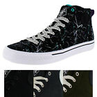 Iron Fist Men's Hi Duane Peters Broadway Canvas Sneakers Shoes