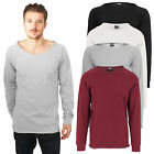 Urban Classics Deep O-Neck Long Oversize Sweater Shirt Pullover Fitness TB1012