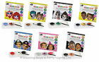 3 Colour Snazaroo Face Paint Kit & Brush Paints up to 10 Faces Halloween Animals