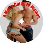 A Man's Guide to Women for Romance and Sex Book on CD