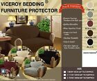 Quilted Sofa Chair Protector Throw Furniture Protector Cover - Water Resistant