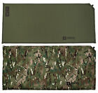 Army Military Self Inflating Air Bed Camping Mattress Foam Sleeping Mat Roll New