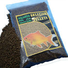 Aquariux goldfish pellets 275g 2,4,6,8,11 or mixed sizes premium sinking pellets