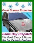 FROST SNOW WINDSCREEN PROTECTOR SNOW SCREEN CAR FITS BMW 3 SERIES TOURING 05-10