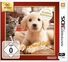 Nintendogs + Cats: Golden Retriever & Neue Freunde (Selects) Nintendo 3D NEU&OVP