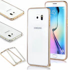 Luxury Armor Shockproof Aluminum Metal Case Cover For Samsung Galaxy S6 Edge+