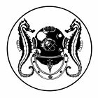 DIVER INSIGNIA (navy US special diving badges glory army scuba diving) T-SHIRT