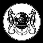 DIVER INSIGNIA (navy US diving salvage badge military army scuba diving) T-SHIRT
