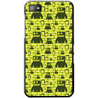 Monster Robots Hard Case For Blackberry Z10