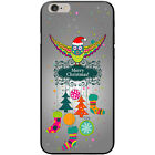 Merry Christmas Decorations Hard Case For Apple iPhone 6 Plus / 6s Plus