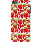 Graphical Fruit Hard Case For Apple iPod Touch 6th Gen