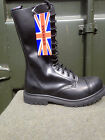 Skinhead Invader Boots 14 Hole Gothic