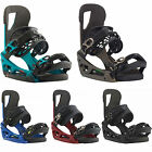 Burton Cartel EST Men's Snowboard Bindings ICS 2016