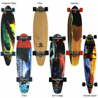 Earthship Complete Longboards Kicktail Top mount Fibre Cruiser Carving NEW