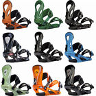 Ride EX - KX - LX Men's Snowboard Bindings Freestyle NEW
