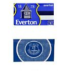 OFFICIAL EVERTON FOOTBALL CLUB FLAGS 1.5m x 0.9m